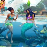 The Sims 4 Island Living Expansion DLC