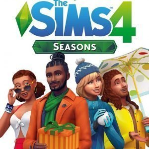 The Sims 4 Seasons DLC Origin PC/MAC - Download Code
