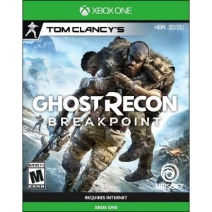 Tom Clancy's Ghost Recon Breakpoint Xbox One - Download Code