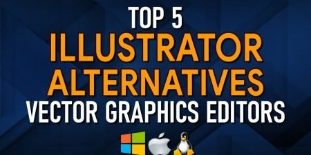 Top 5 Best FREE ADOBE ILLUSTRATOR Alternatives (2020)