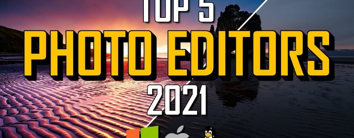 Top 5 Best FREE PHOTO EDITING Software (2021)