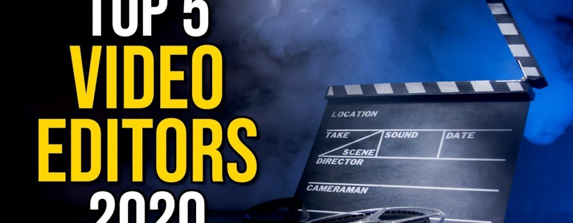 Top 5 Best FREE Online Video Editors (2020)