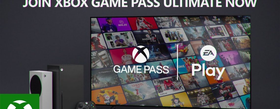 WHATS POPPIN? EA Play just hopped in Xbox Game Pass Ultimate