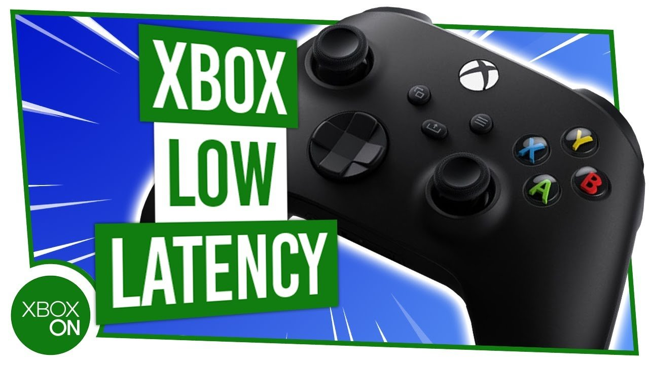 What Is LOW LATENCY On The Xbox Series X?