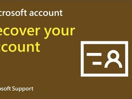 What to do if you can't sign in to your Microsoft account   Account recovery