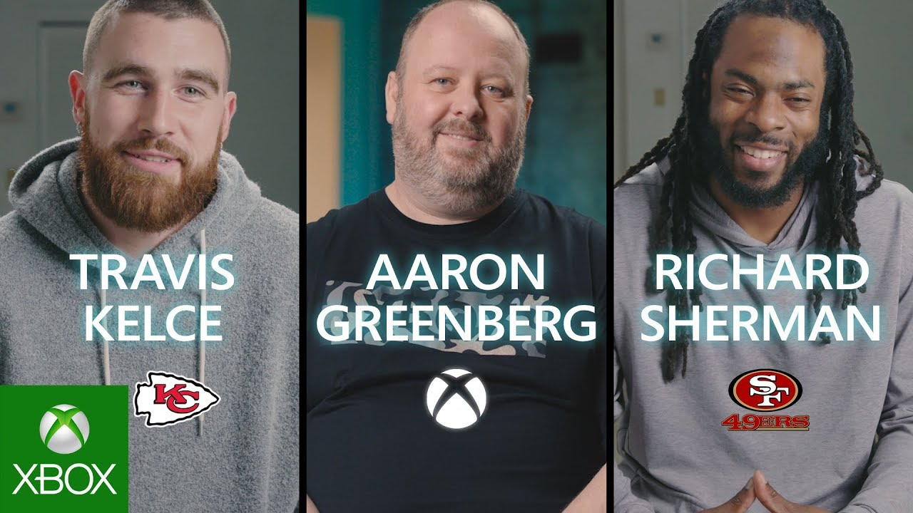 Why is Xbox at the Super Bowl?