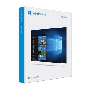 Windows 10 Home Retail Product Key 1 PC