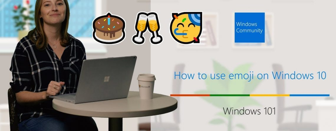 Windows 101: How to use emoji on Windows 10