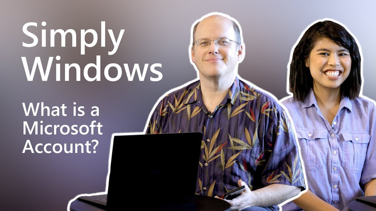 Windows   What is a Microsoft account?