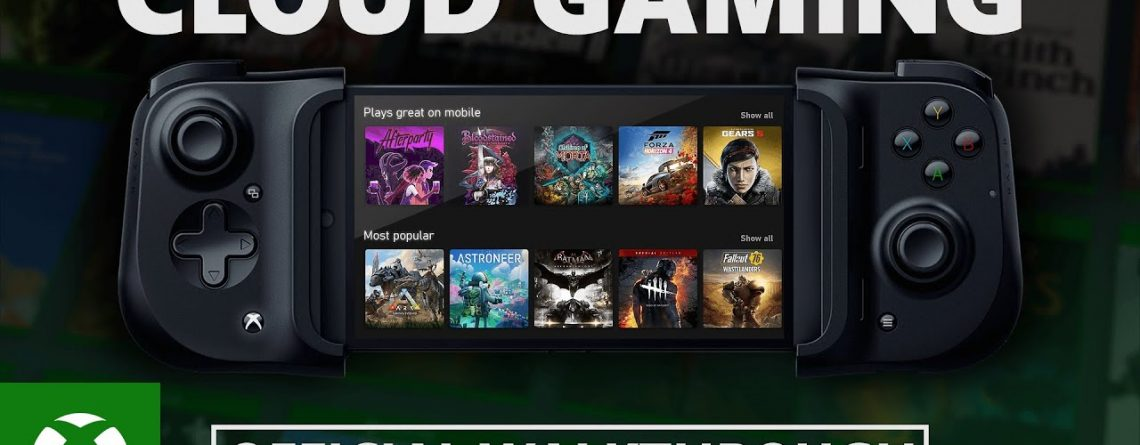 Xbox Game Pass – Cloud Gaming – Official Walkthrough – Full Demo [4K]