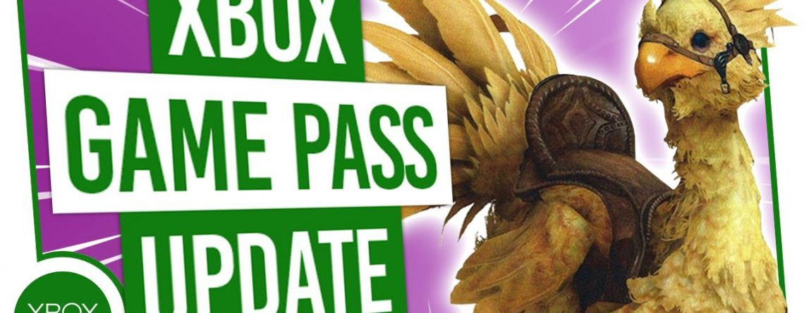 Xbox Game Pass Update | Final Fantasy, Two Point Hospital + MORE