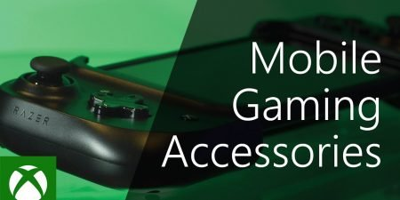 Xbox Mobile Gaming Accessories