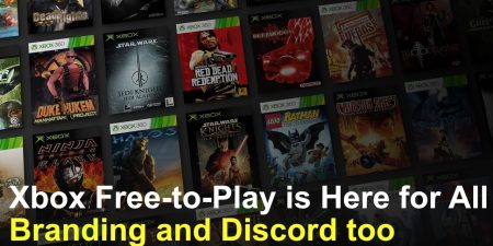 Xbox Removes Online Barrier for Free-to-Play Games