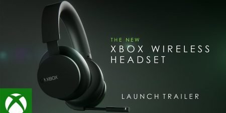 Xbox Wireless Headset - Launch Trailer