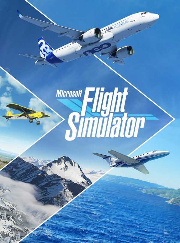 Microsoft Flight Simulator Standard Windows 10 PC - Download Code